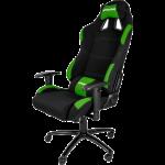 silla gamer akracing ak7012 verde